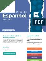 Apostila de Espanhol Iniciantes (1)