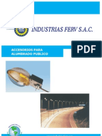 FERV ALUMBRADO PUBLICO