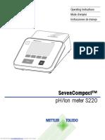 METTLER_Toledo SevenCompact S220