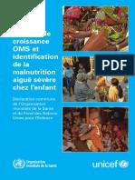 OMS et malnutrition