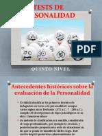 TESTS DE PERSONALIDAD antecedentes historicos (2)
