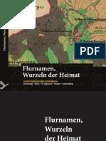 2011 Flurnamenbuch - Wurzeln der Heimat - Schützenkompanie Ehrenburg