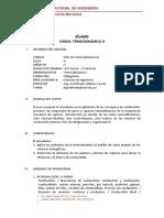 MN116 - Termodinamica II-silabo (2)