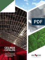 Usg Ceilings Systems Catalog en SC2000