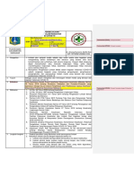 SOP Manajemen Limbah Medis Covid 19