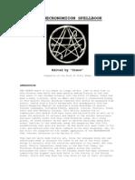 The Necronomicon Spellbook - Simon