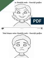 Emotiile mele - semne grafice