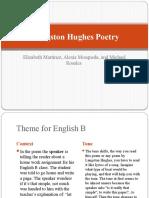 Langston Hughes Poetry