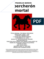 Bardin, John Franklin - El Percheron Mortal