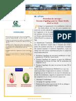 Bulletin d'Information Janvier 2021