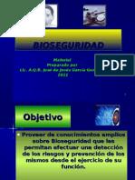 Bioseguridad microbiológica