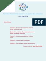 Cours de Finance II