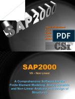 SAP2000 Presentation with new Graphics Sept 2002