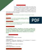 INVESTIGACION DE DEPORTE