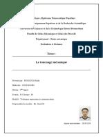 Synthese Tec Bounouh Salah