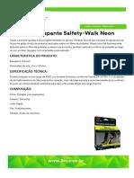 BT Safety Walk Neon