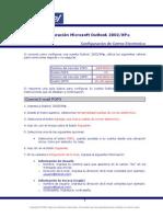 Configuracion Outlook 2002 XPtelcel