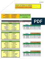 Resultados dos Quartos de Final da Taça Distrital da AF Setúbal em Futebol