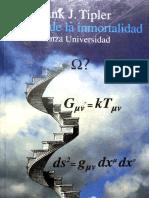 La física de la inmortalidad, Frank J.Tipler.