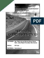 Texto Carreteras I