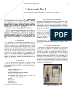 Informe laboratorio 1 MPEI