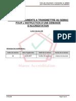 0. Accreditation_NM_ISOCEI_17025-A_411_Liste_des documents_at_ransmettre_pour_une_demande_d_accreditation