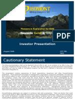 Piedmont Investor Presentation - Clean
