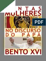Pdfslide.tips Santas Mulheres No Discurso Do Papa Bento Xvi