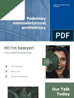 prezentacja architekturaa