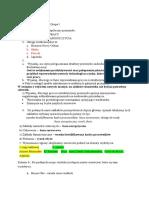 Przemysł i energetyka - Test klasa III