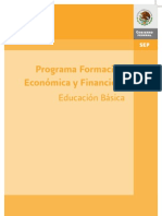 FORMACION ECONOMICA Y FINANCIERA DOCUMENTO BASE