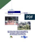 Metodo Planejamento SAFs Participativos