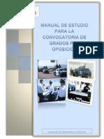 MANUAL DE ENTRENAMIENTO POLICIAL Y USO DE LA FUERZA ESTADO DE TAMAULIPAS