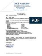 PROFORMA produmar ESPERANZA RODRIGUEZ