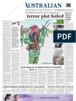 Army Base Terror Plot Foiled