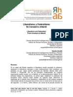 57 Liberalismo y Federalismo. de Constant a Alberdi