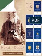Moral y Dogma - Albert Pike