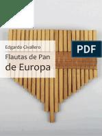 Flautas de Pan de Europa Parte 01