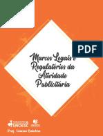 Marcos Legais e Regulatórios da Atividade Publicitária
