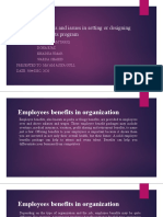 employees benefits program