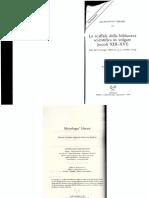 R. Coluccia, Lingue della scienza e Scuola poetica siciliana