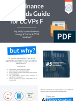The Finance Standards Guide for Lcvps f