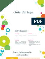 Guía Portage