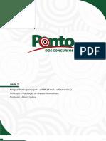 Aula 3 Lingua Portuguesa Para a PRF Teor (1)