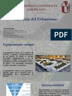 Historia del urbanismo