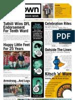 May 2009 Uptown Neighborhood News
