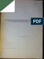 Algunas Reflexiones sobre la Sexualidad Humana y Homosexualidad en el Marco del Proceso de Discusión sobre la Despenalización de la Conducta Homosexual en Chile