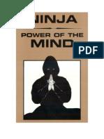 Ninja Power of the Mind - kuji kiri