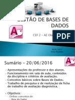GBD 1 Nocoes Basicas