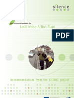 SILENCE_Handbook_Local_noise_action_plans